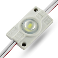 RoHS 0.6W injection rgbw high power led module for luminous font