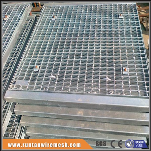 30x3 galvanized steel grating for drainage ditch