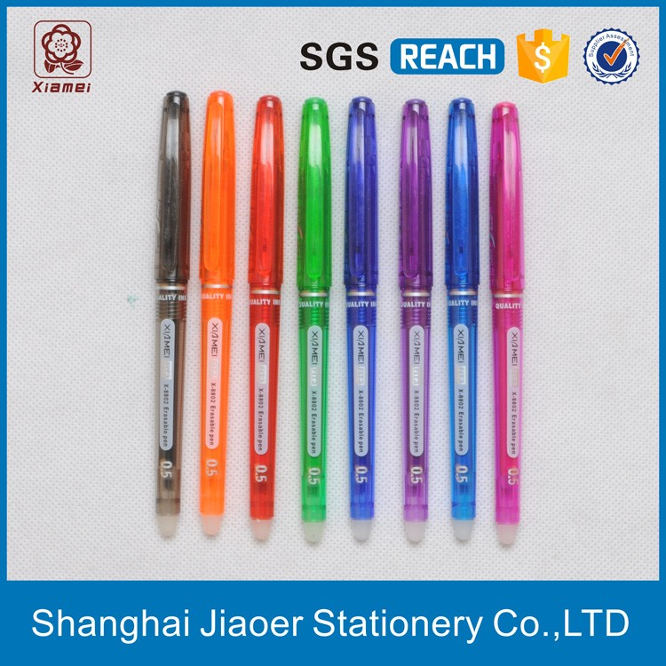 Most cheapest uniball erasable ink pen (X-8802)