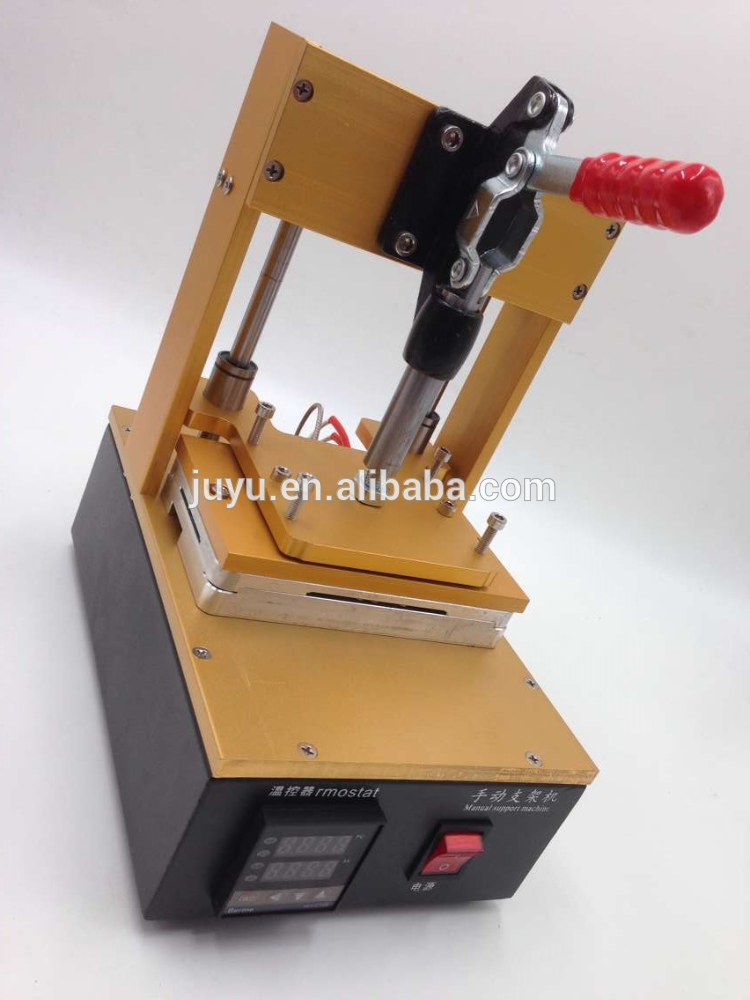 New manual Mobile LCD Repair Equipment For iPhone 4 5 6 6plus Frame Bezel Laminator Machine Frame Bezel Install Bonding Machine
