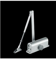 glass door hinge/auto door closer