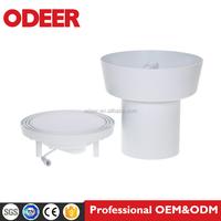 Ceiling mounted waterproof CE kitchen exhaust fan bathroom lighting