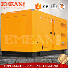 China 2015 new type self running fuel less diesel generator