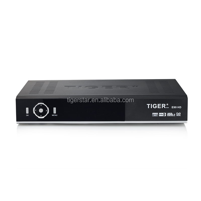Tiger star satellite receiver dvb s set top box