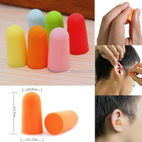 foam ear plug earplugs in ear protector