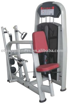 seated row/fitness equipment