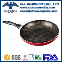 8 inch aluminium frying pan with bakelite handle