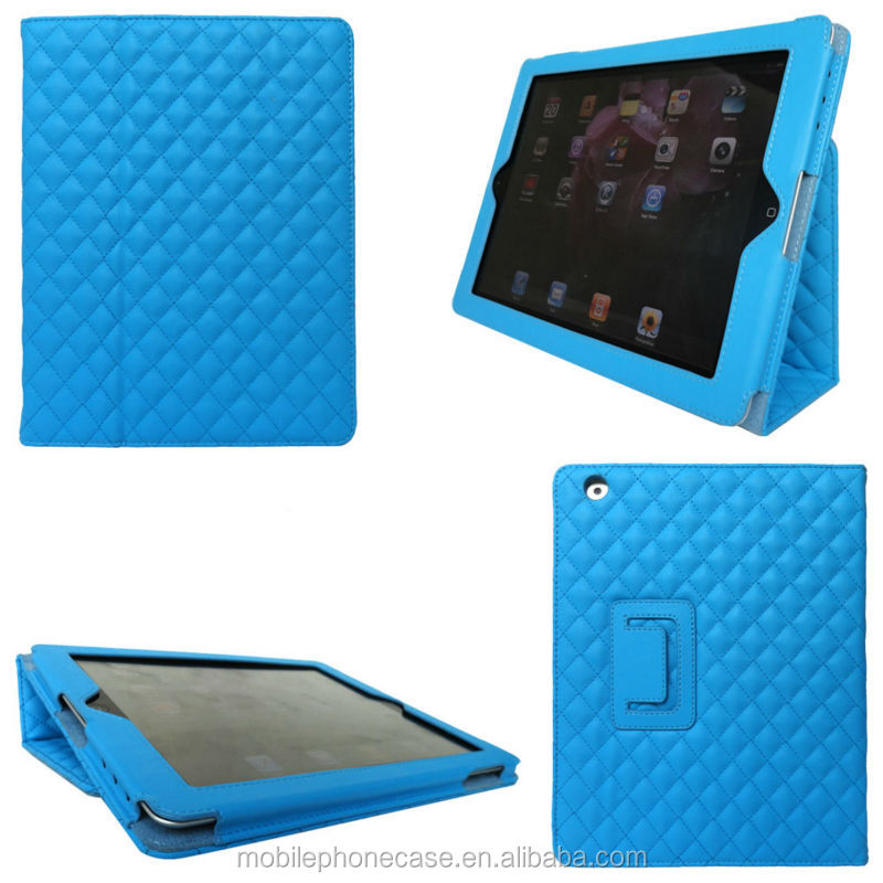 premium pu leather cheap price tablet case cover for ipad 3 9.7 inch