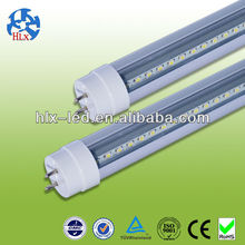 UL listed semi-transparent lens 100-277V AC DLC led tube T5 2FT 7w with 5 years warranty