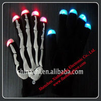 2013 Amazing Halloween Flashing Glove