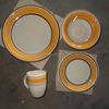 16pcs ceramic dinner set / forever 21 wholesale / ceramic crockery