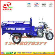 KAVAKI motor gearbox motorcycle gasoline 3 wheel cargo tricycle 3 wheel electric bicycle