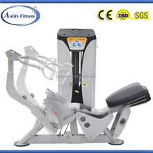 Professional Pin Loaded Gym Machine Seated Mid Row Hoist Gym Exercise Equipment