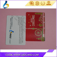 CMYK pre- printed pvc chip needed sim card