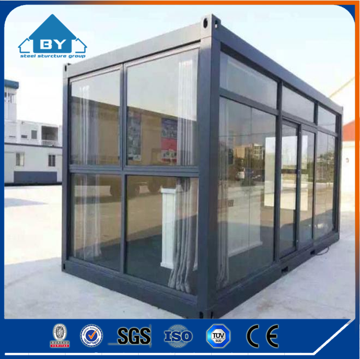 Prefabricated Container Houses/Light Steel Structure for Office