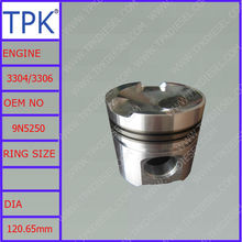 9N5250,3304 Piston kit,3306 engine parts piston