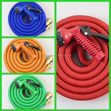 Popular 2016 hot sell Anti-Abrasion Flexible soft silicone rubber Expandable pvc layflat hose garden Hose