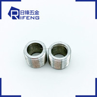 good quality round aluminium machining parts