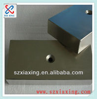 Flat Rectangular Magnet With Small Hole