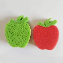 Factory supply promotional nice body bath sponge