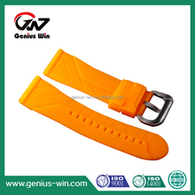 OEM Manufacture eco-friendly Silicone Watch Strap