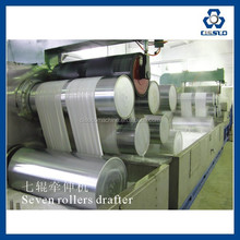 Virgin Or Recycled Polypropylene/Polyester/Nylon Staple Fiber Production Line(Cotton & Hollow Type)