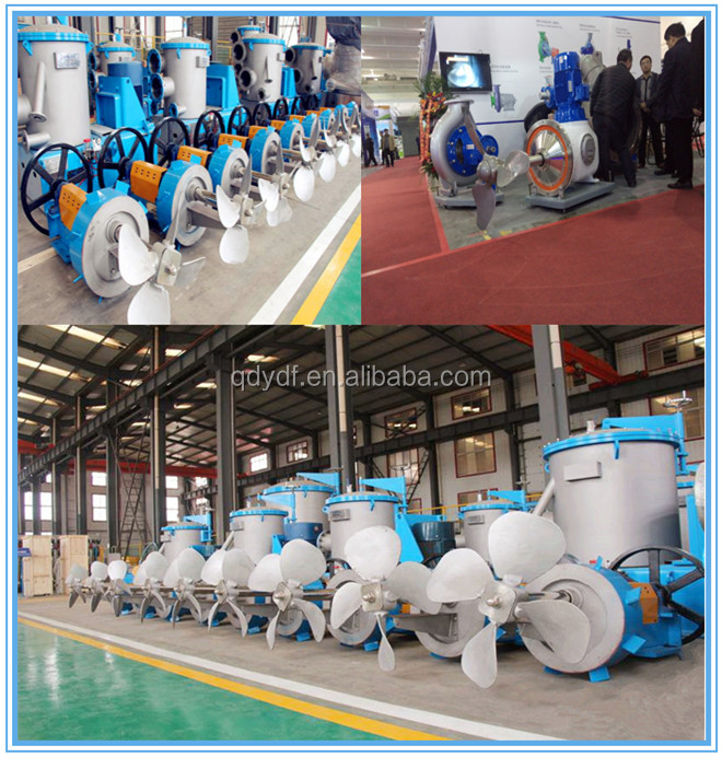 Paper Making Machine Parts Propeller for Pulp Machine