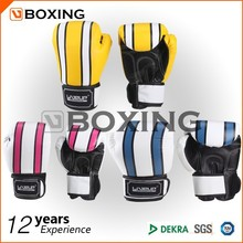 multi-size colorful fitness boxing glove