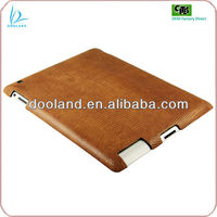 New arrival real lizard skin case for ipad