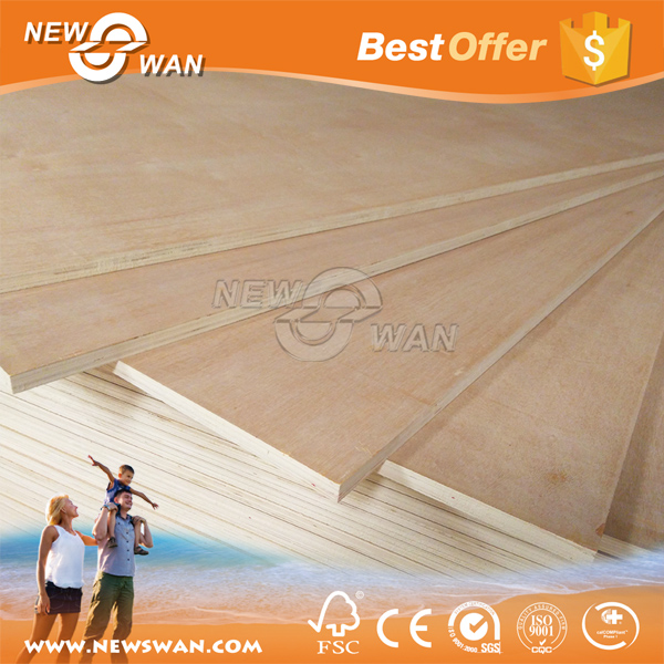 4x8 Plywood Cheap Plywood / Furniture Grade Plywood Sheet