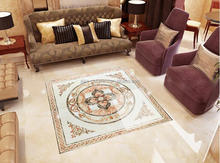 decorative Carpet Tile 3D Flooring Prices in Syria with 1600x1600mm