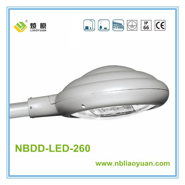 Hot sale high quality with 3 years warranty 100lm/w high lumen IP66 aluminum case 50w 5250lm 40w led street lamp