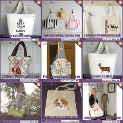 Hot sale High Quality cloth bag/canvas tote bag/Cotton Bag
