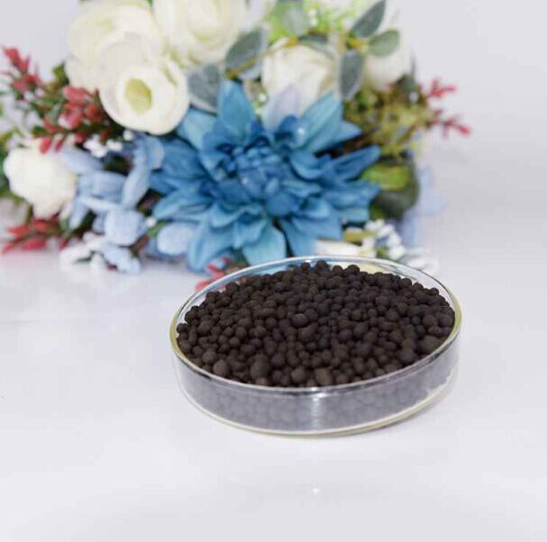 Organic fertilizer; granular organic fertilizer; humic acid