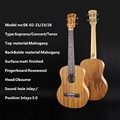2015 The most popular 26 inch Best quality China Ukulele