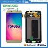 Repair parts replacement lcd with digitizer touch screen for samsung galaxy s6