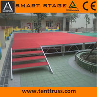 Hot Sale Mobile Used Stage Curtains For Sale