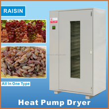 Dehydration type Food heating drying machine Fruit & Vegetable Dehydrator machine Heat pump dryer for Kiwi Fig Apple Mango etc.
