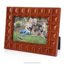Attractive fashion handmade wooden photo fun frames wholesale