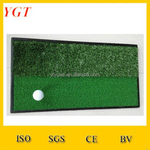 Artificial Grass Golf Putting Green Hitting Mat Golf Swing Chipping Mat