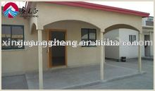 prefabricated concrete house
