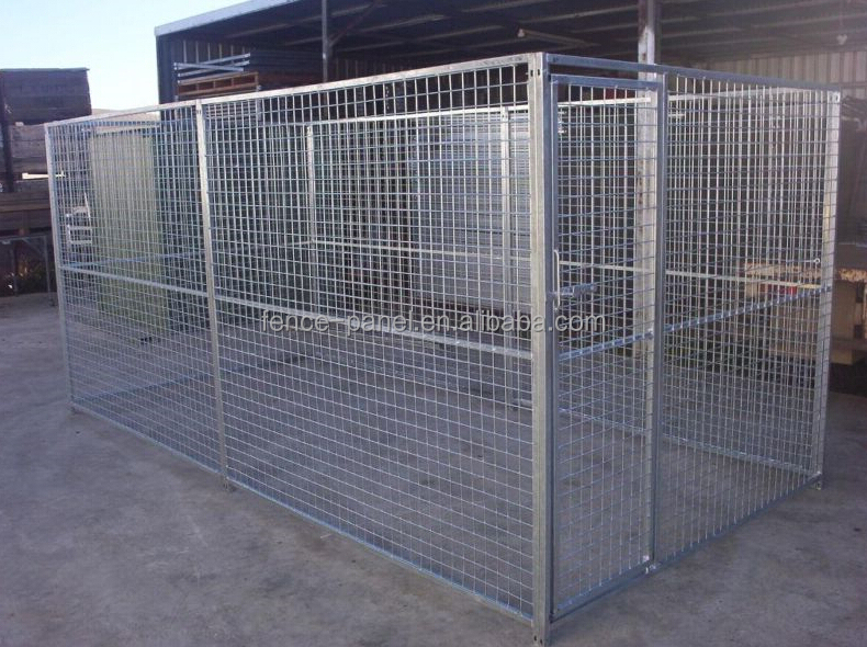 6x10x6 welded wire mesh large outdoor pet cage buy china for Dog cage cost