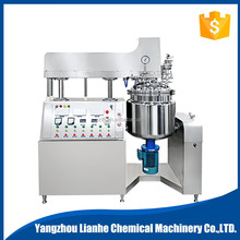 Lab Freckle Cream Vacuum Homogenizer Emulsifier Mixer Machine