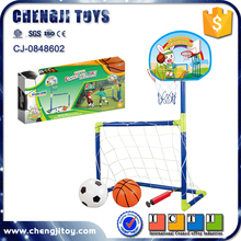 Sport set ball net playing fun basketball goal posts for sale