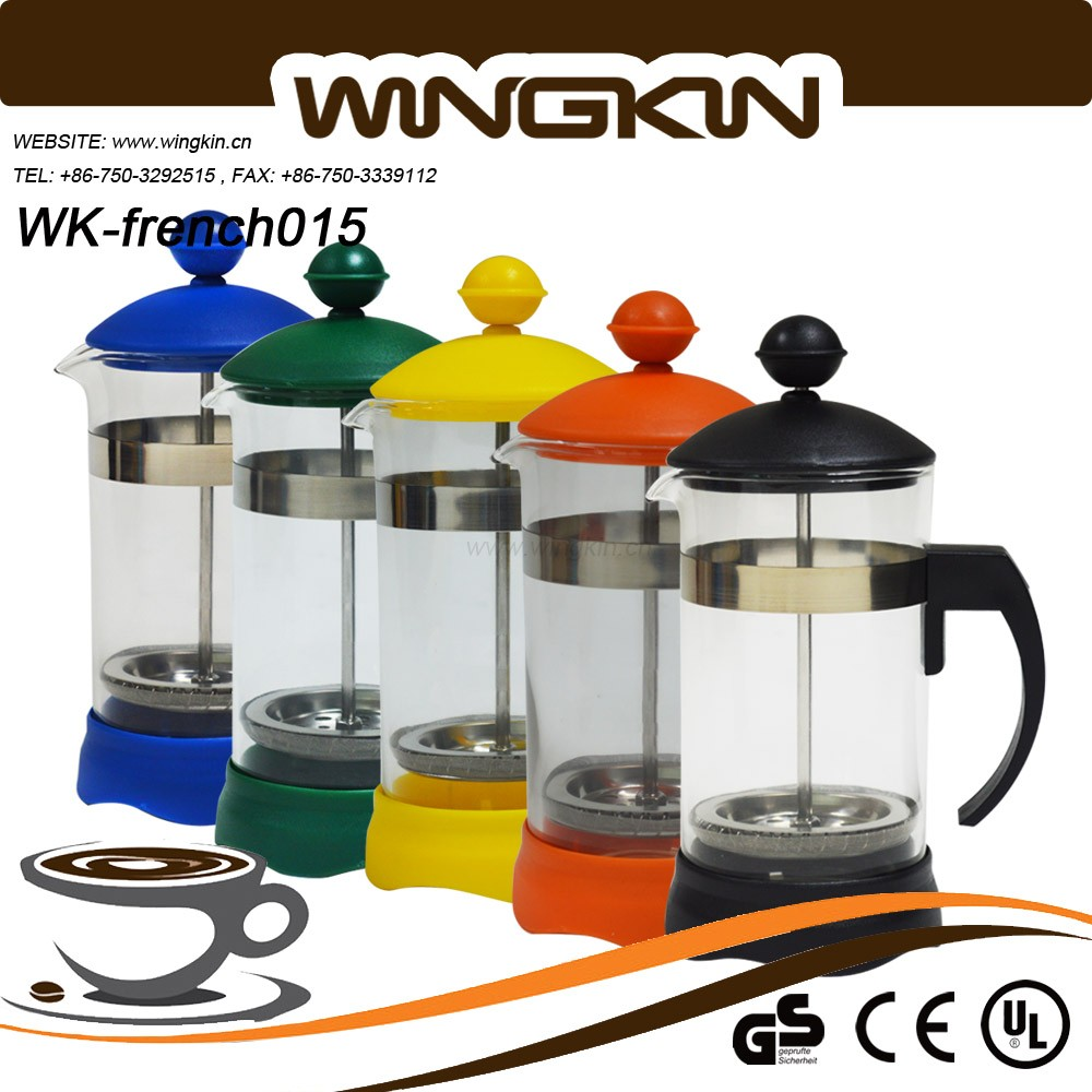 Coffee Accessories Stainless Steel Glassware Body Palm Restaurant Coffee Press - Buy Palm ...