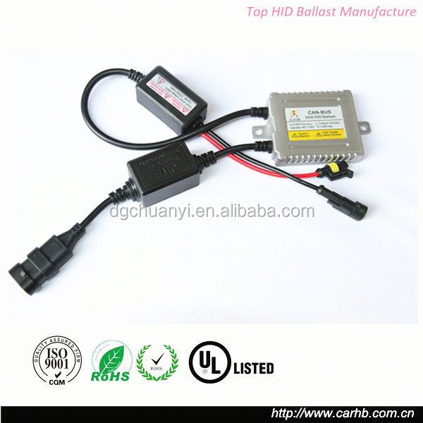 factory price factory offer electronic ballast for hid 35w bulbs
