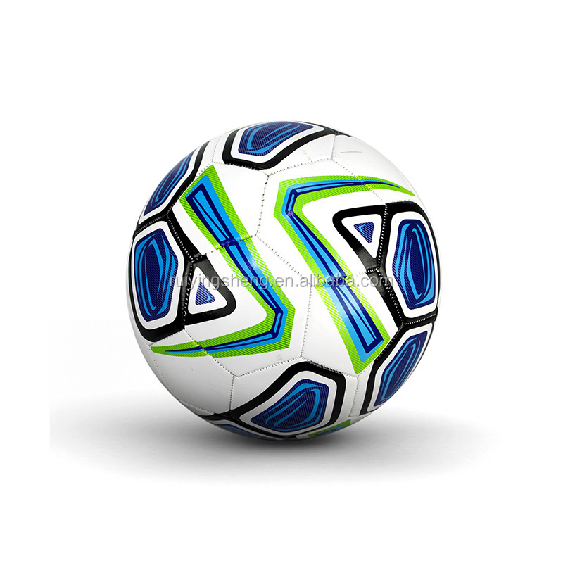 2018 World Cup Promotional & Gift PVC leather soccer ball