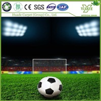 Football plant artificial turf SGS approved grass roller
