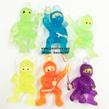 "Mini ninja figurine toys for 1.1"" toy capsules"