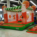 Hola fruit inflatable castle / bouncy castle for sale